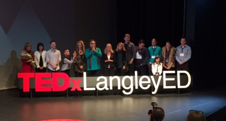 Leadership Students Attend TedX