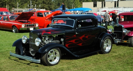 29th Annual Poppy Car Show