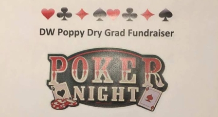 Dry Grad Poker Night